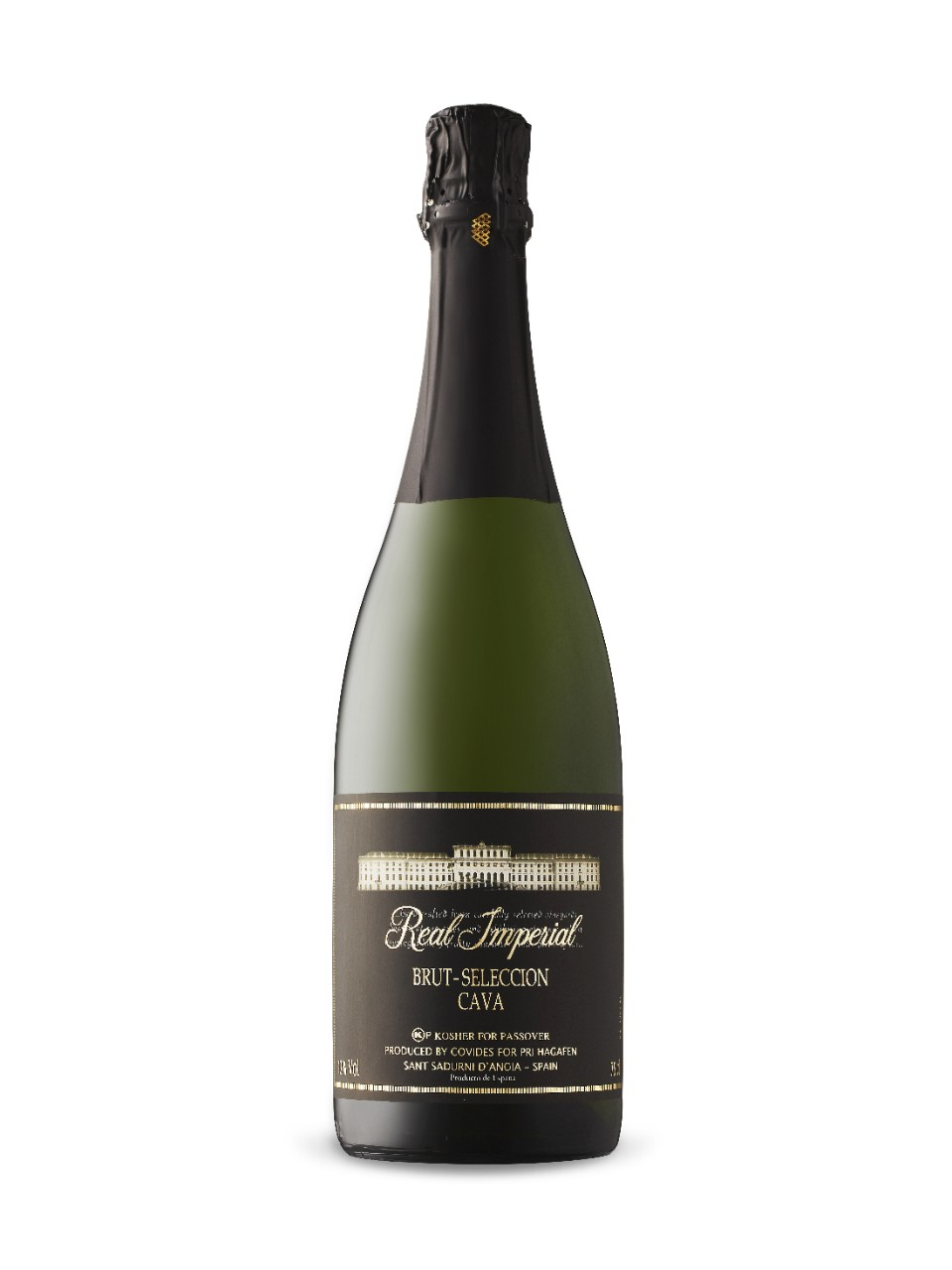 Image for Real Imperial Brut Seleccion Cava Kosher from LCBO