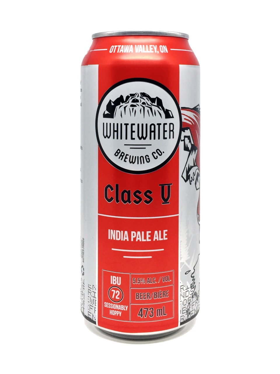 Image for Whitewater Brewing Class V IPA from LCBO