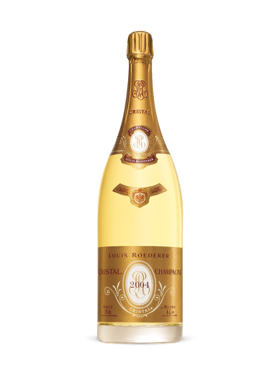 Image for Louis Roederer Cristal Champagne 2004 from LCBO