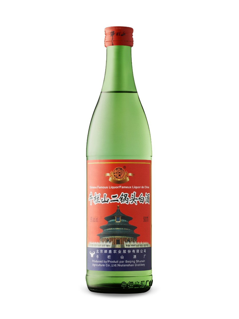 Image for Er Guo Tou Red from LCBO