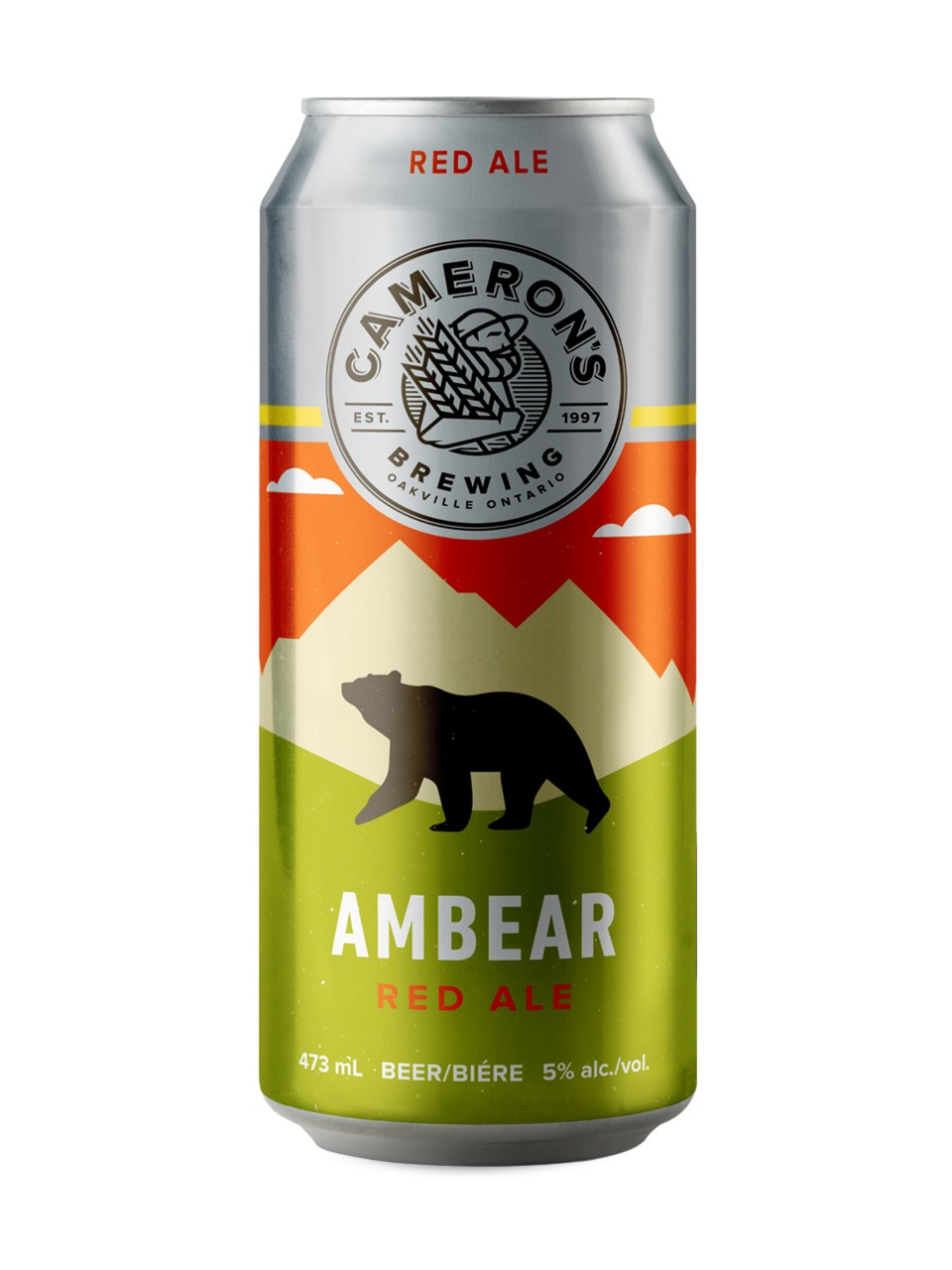 Camerons Ambear Red Ale