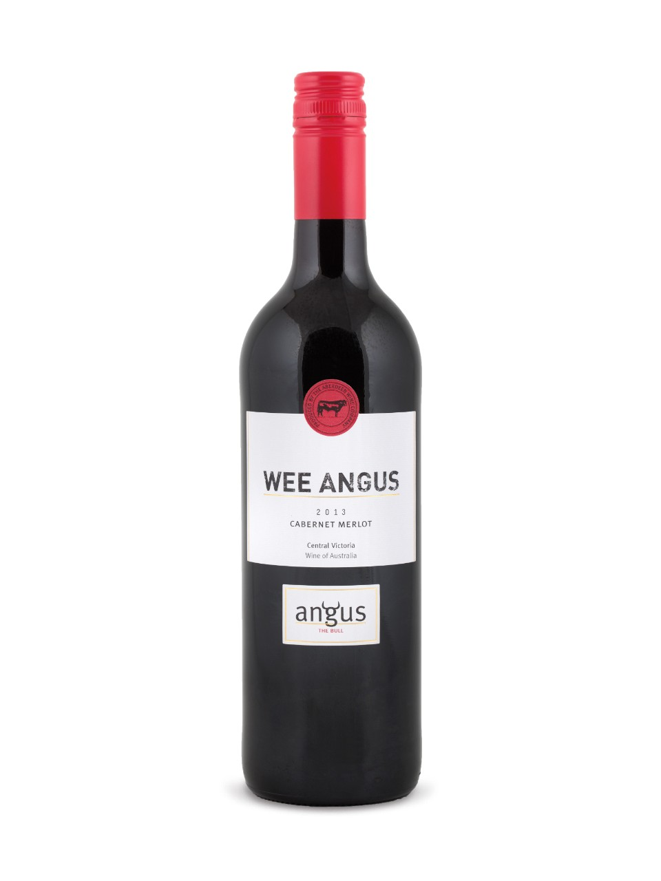 Image for Wee Angus Merlot from LCBO