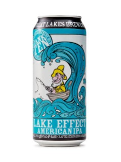 Great Lakes Brewery Lake Effect
