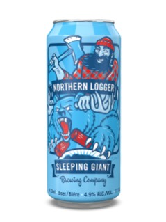 Sleeping Giant Northern Logger