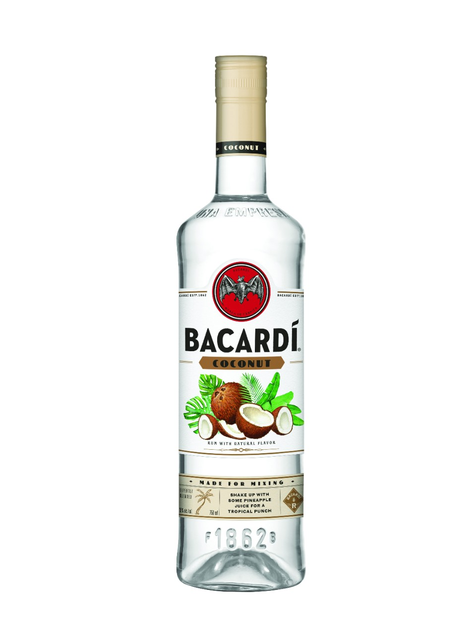 Image for Bacardi Coconut from LCBO