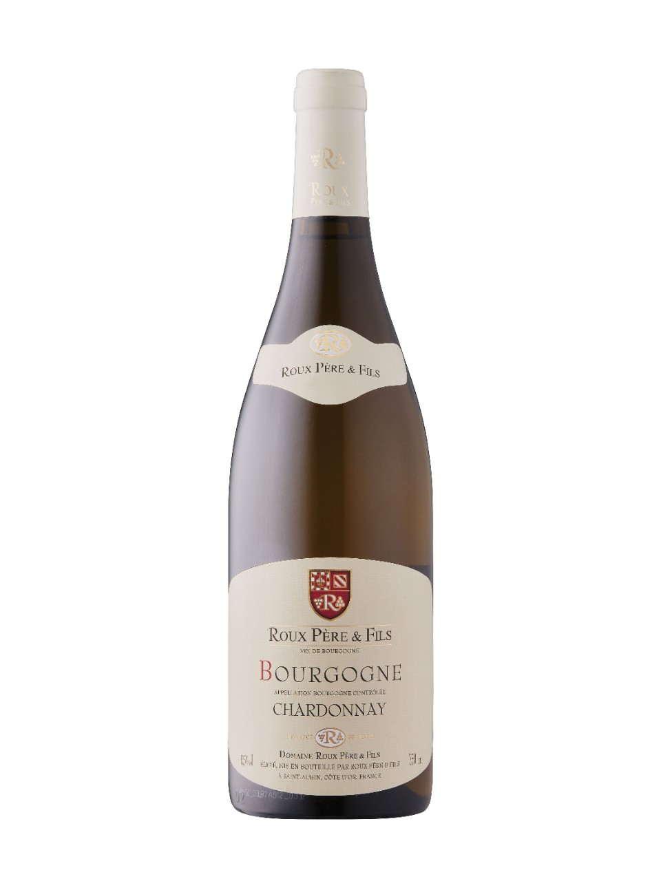 Image for Roux Père & Fils Bourgogne Chardonnay 2017 from LCBO