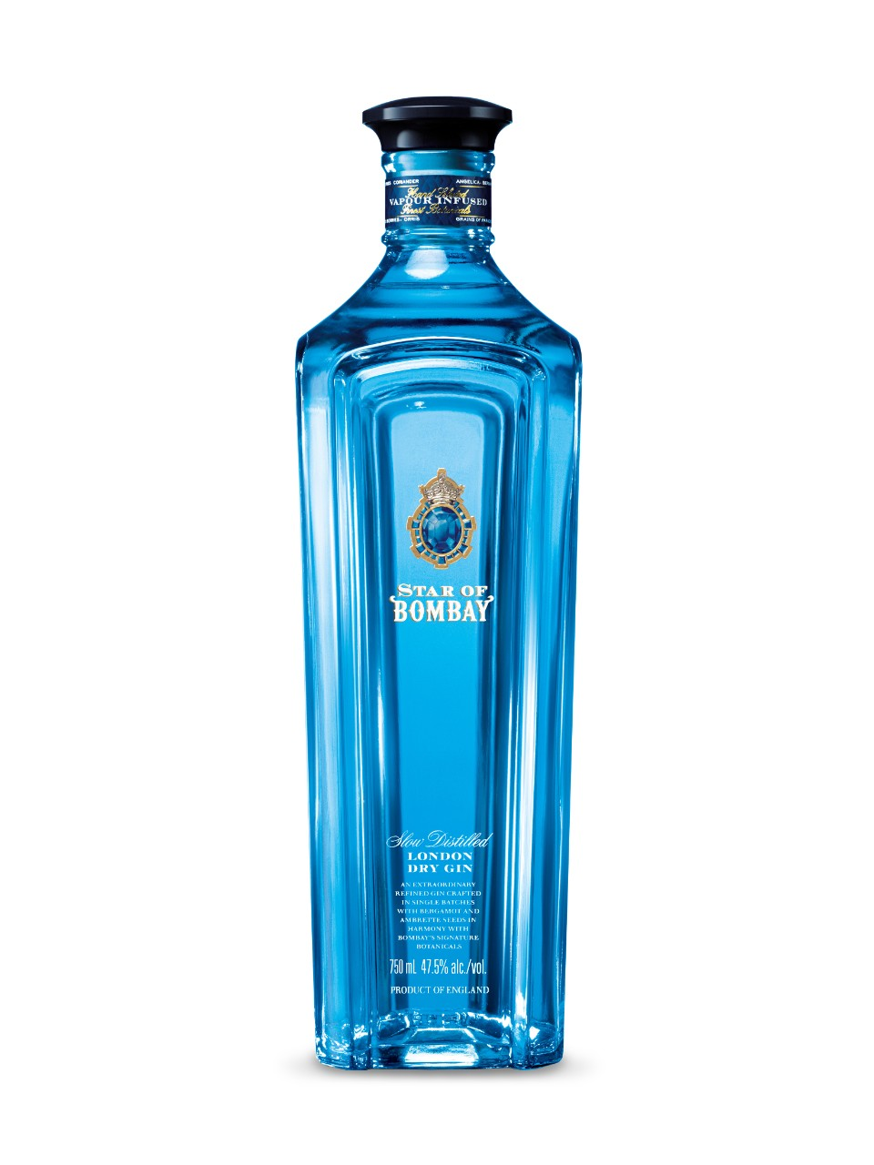 London Dry Gin Star of Bombay