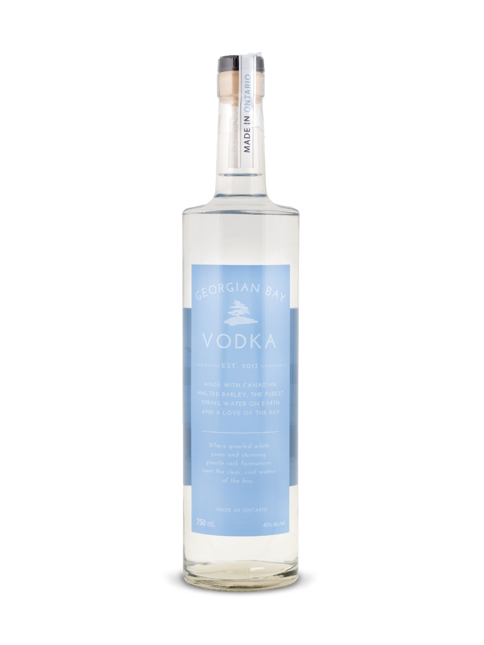 Image for Georgian Bay Vodka from LCBO