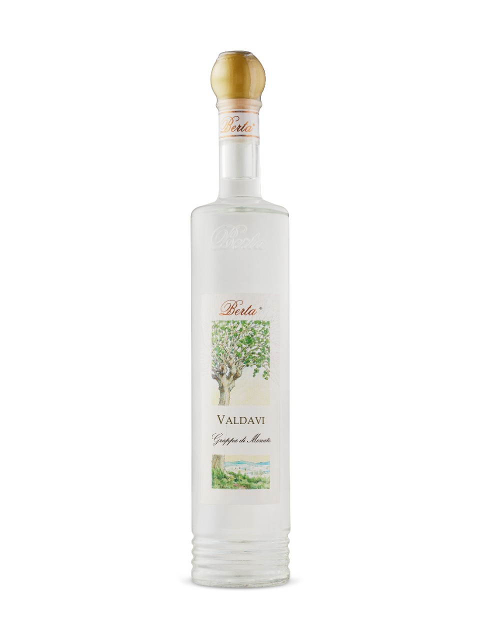 Image for Berta Valdavi Grappa di Moscato from LCBO