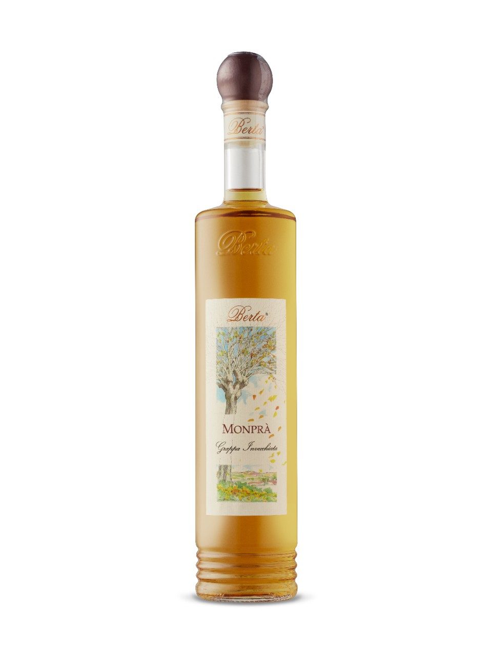 Image for Berta Monpra Grappa Invecchiata from LCBO