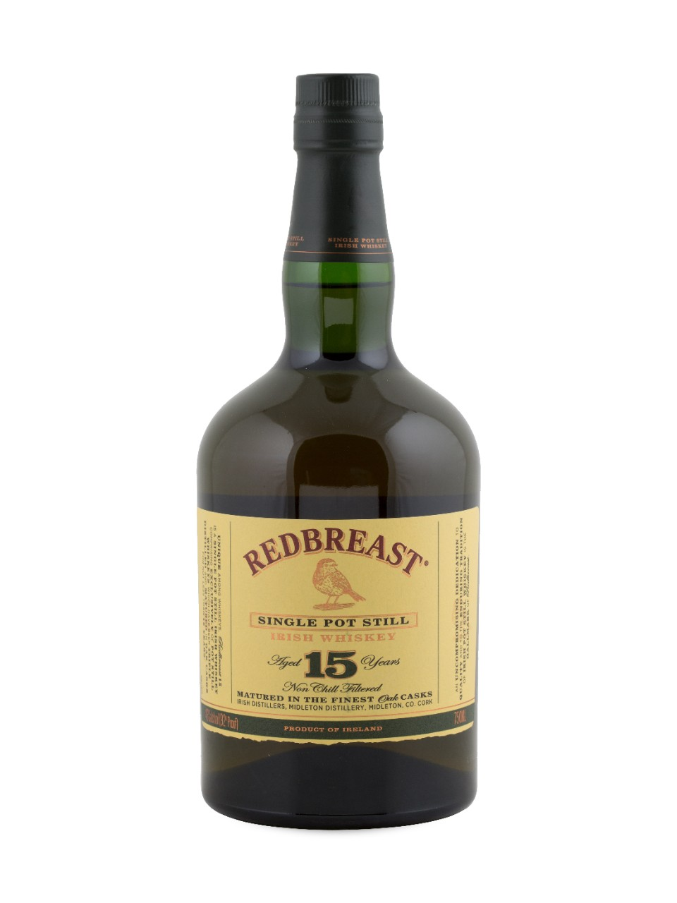 Image for Redbreast 15 Year Old Irish Whiskey from LCBO
