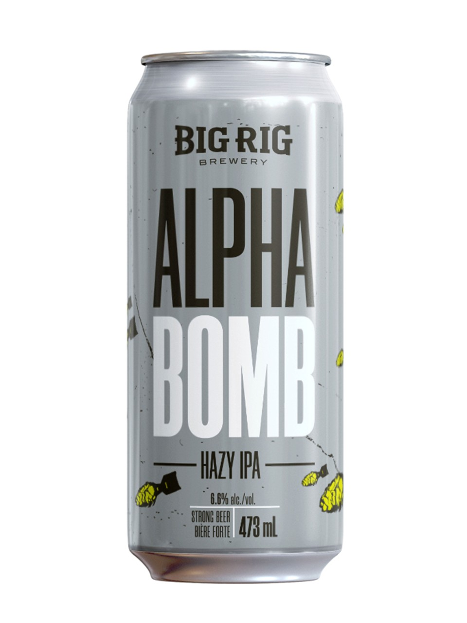 Image for Big Rig Alpha Bomb IPA from LCBO