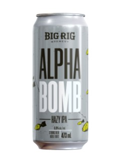Big Rig Alpha Bomb IPA