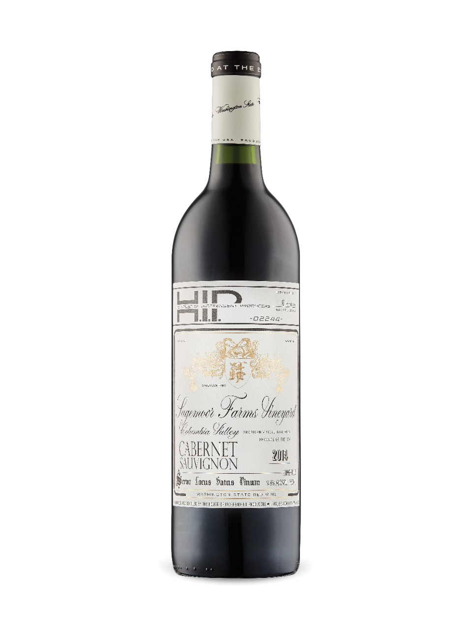 Cabernet Sauvignon House of Independent Producers (H.I.P.) Hedges 2014