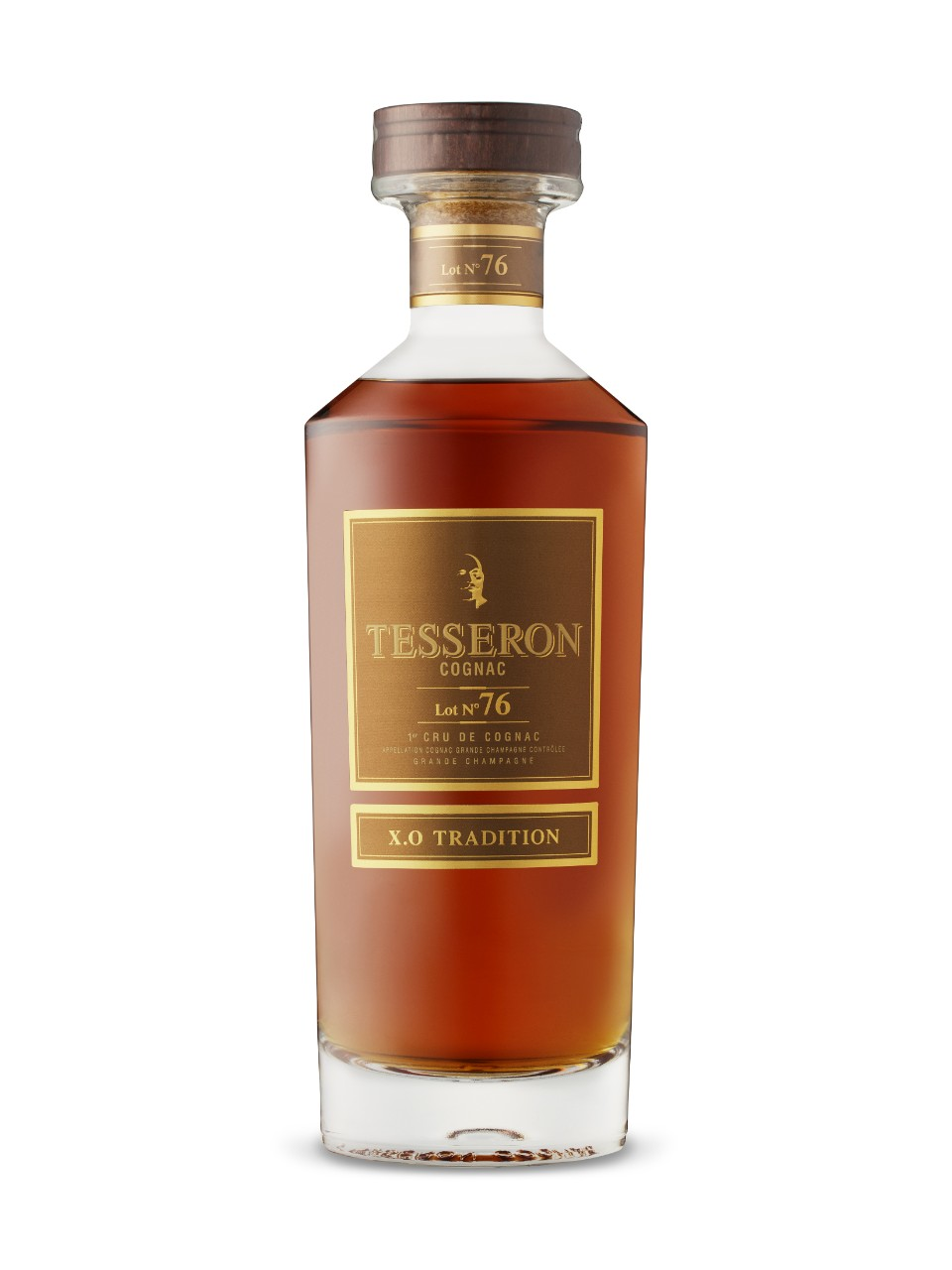 Image for Tesseron Lot 76 XO Tradition Grande Champagne Cognac from LCBO