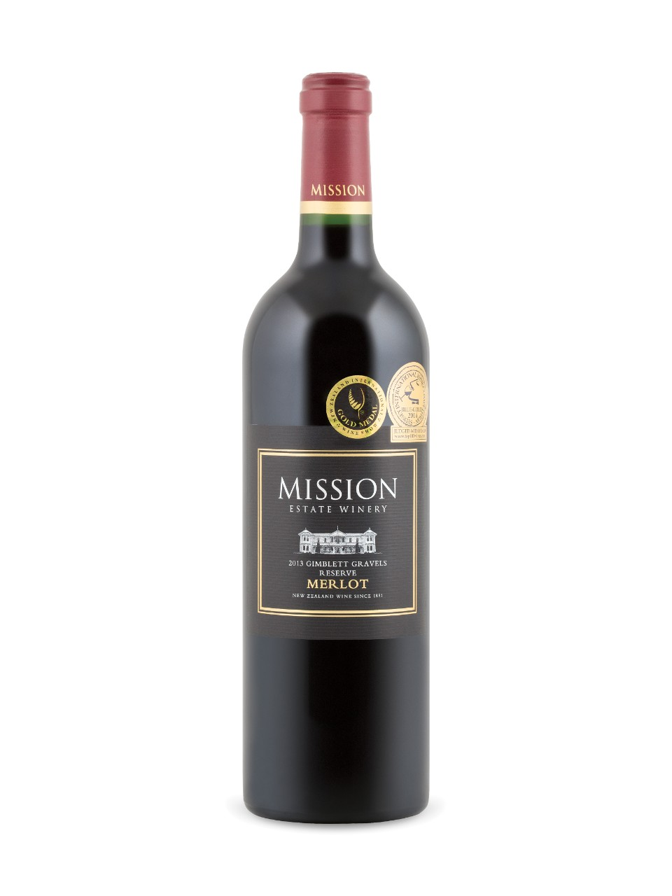 Merlot Mission Estate Reserve 2013