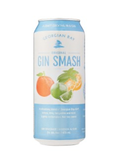 Georgian Bay Gin Smash