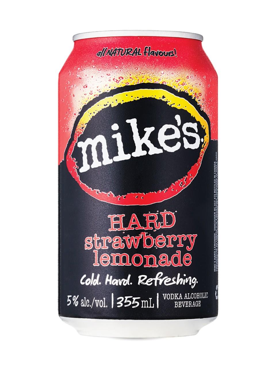mike s hard strawberry lemonade lcbo