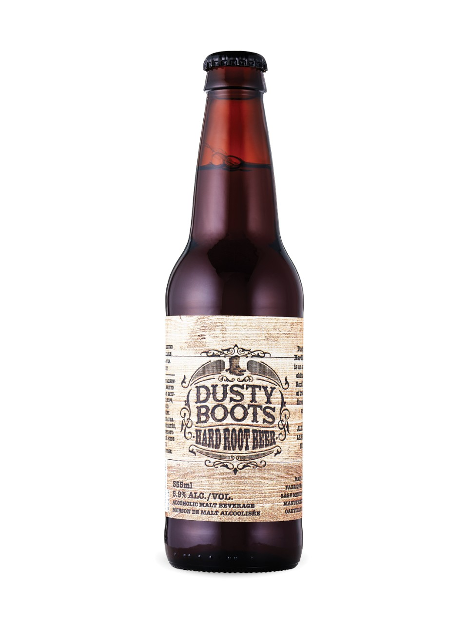 Dusty Boots Hard Root Beer | LCBO