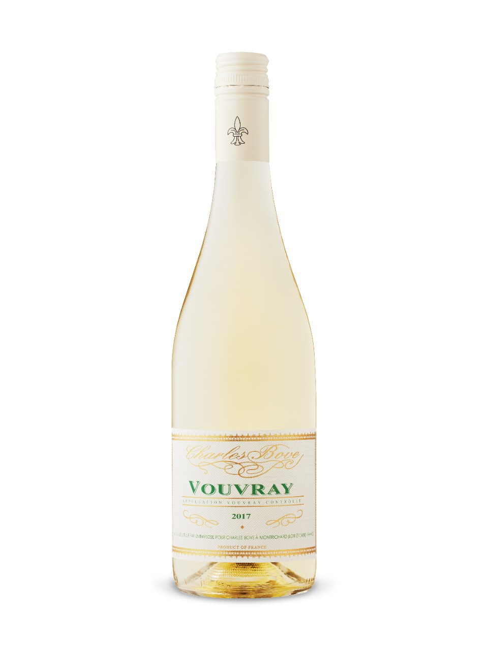 Charles Bove Vouvray 2014