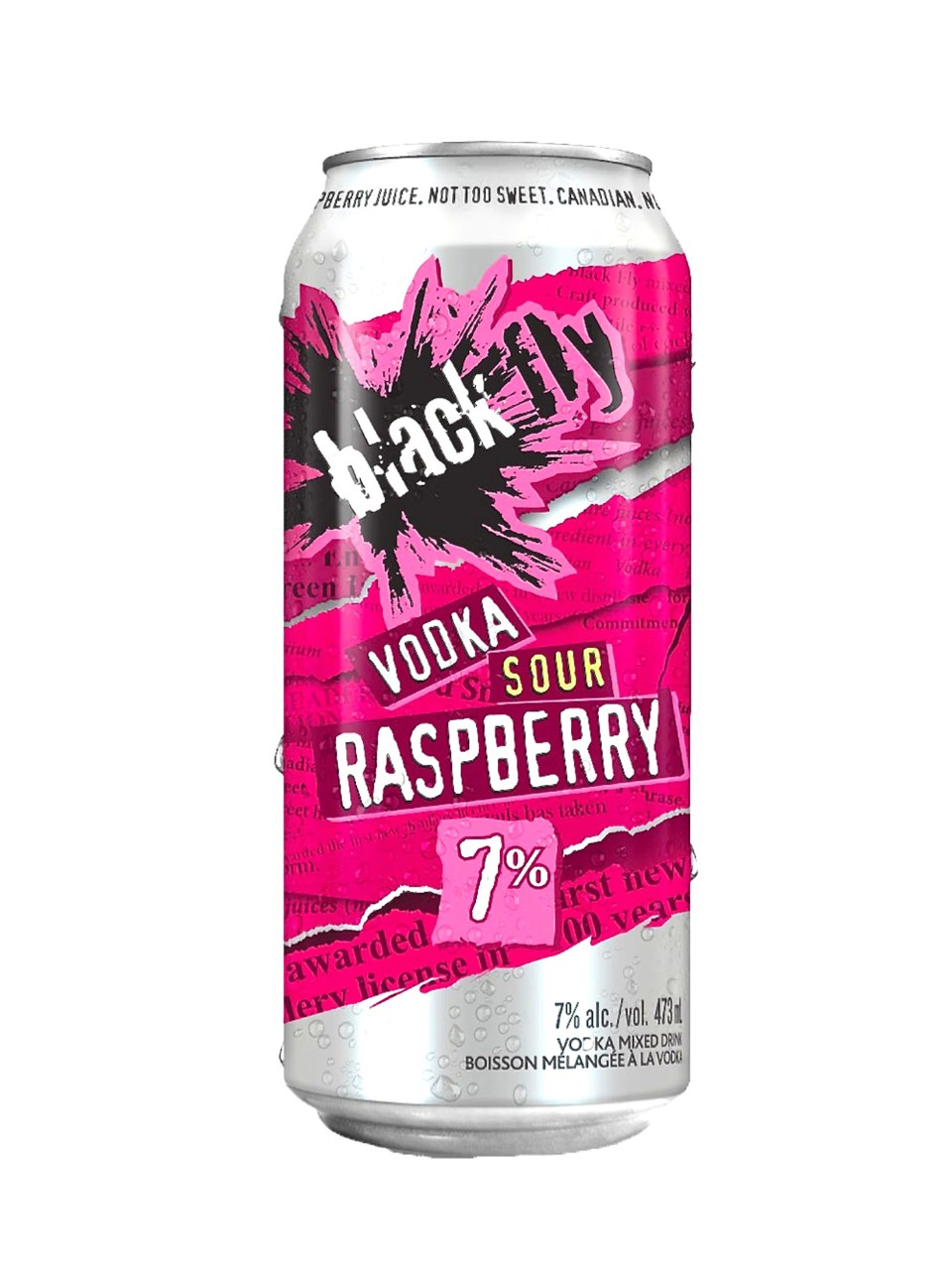 Image for Black Fly Sour Raspberry from LCBO