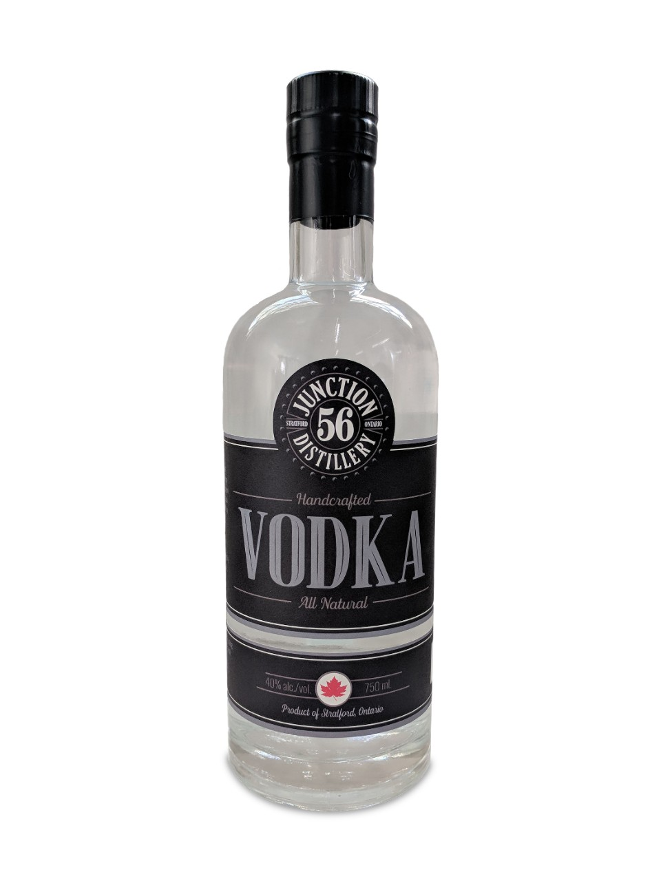 Image for Junction 56 Distillery Vodka from LCBO