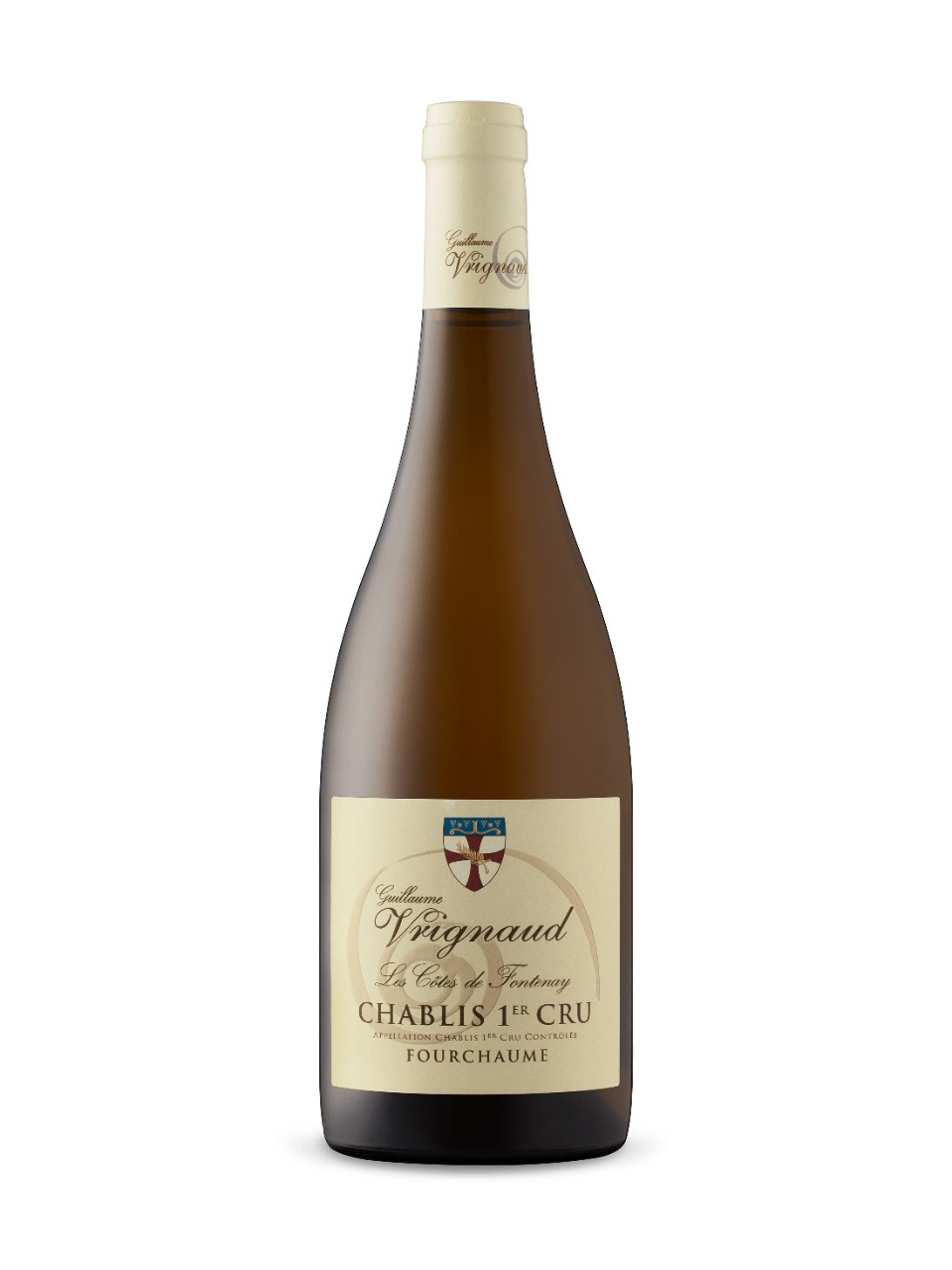 Image for Vrignaud Chablis 1er Cru Fourchaume 2014 from LCBO