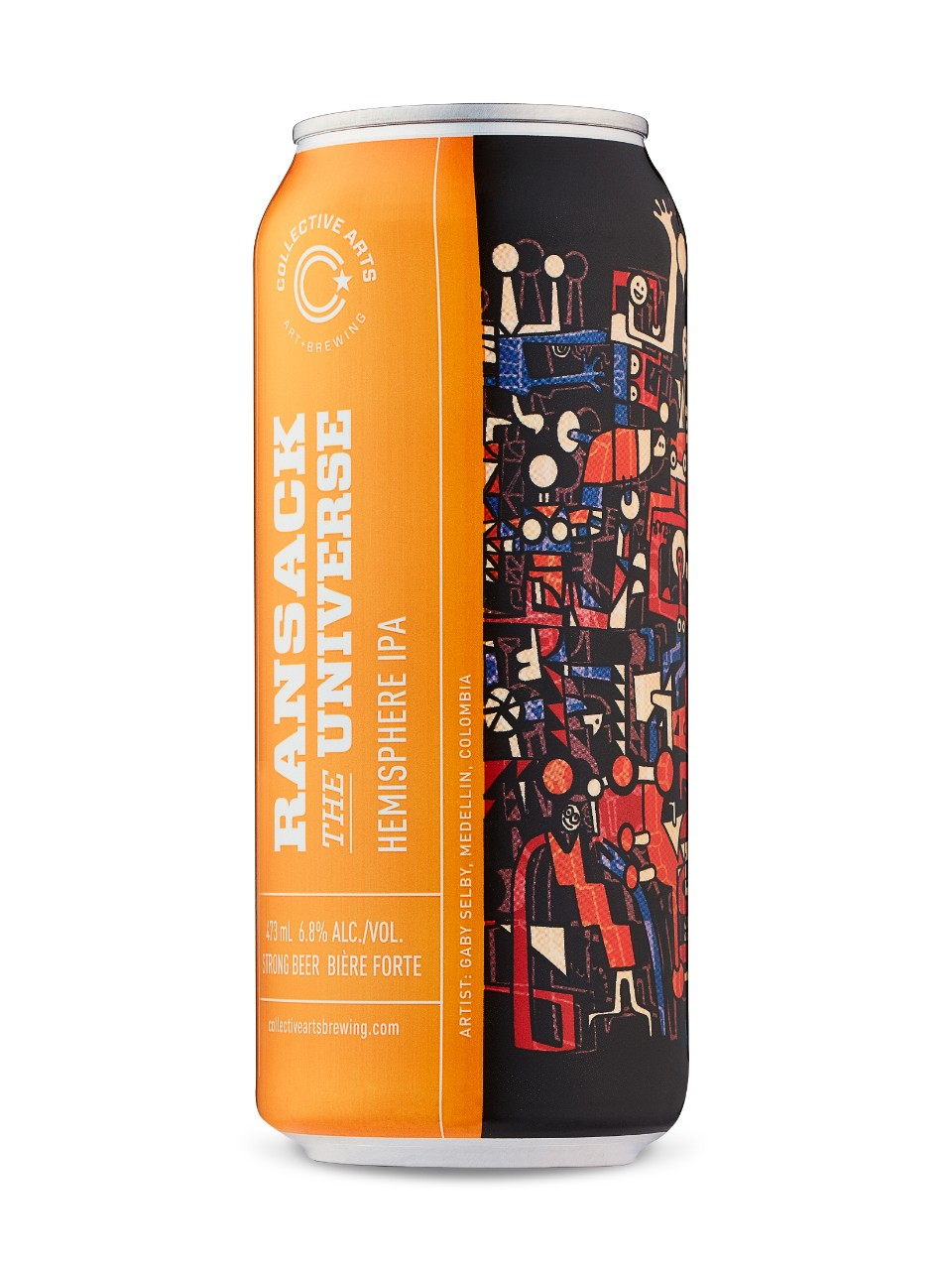 Image for Collective Arts Ransack The Universe IPA from LCBO