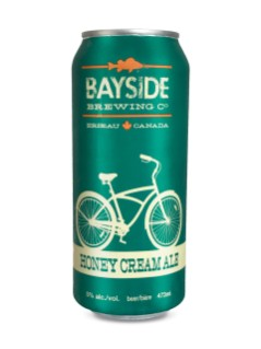 Bayside Brewing Honey Cream Ale