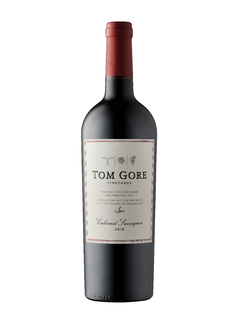 Image for Tom Gore Cabernet Sauvignon from LCBO
