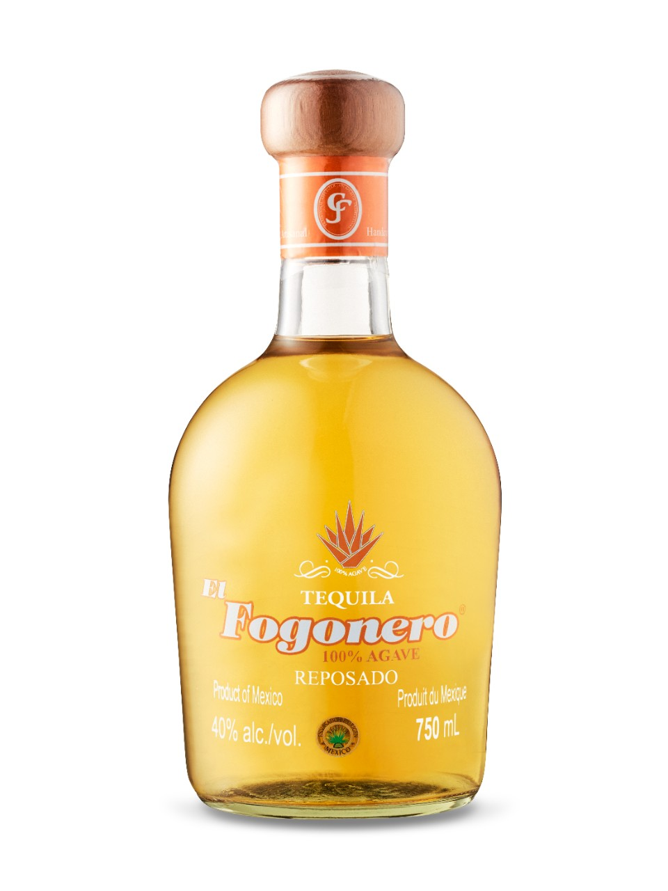 Image for El Fogonero Tequila Reposado from LCBO