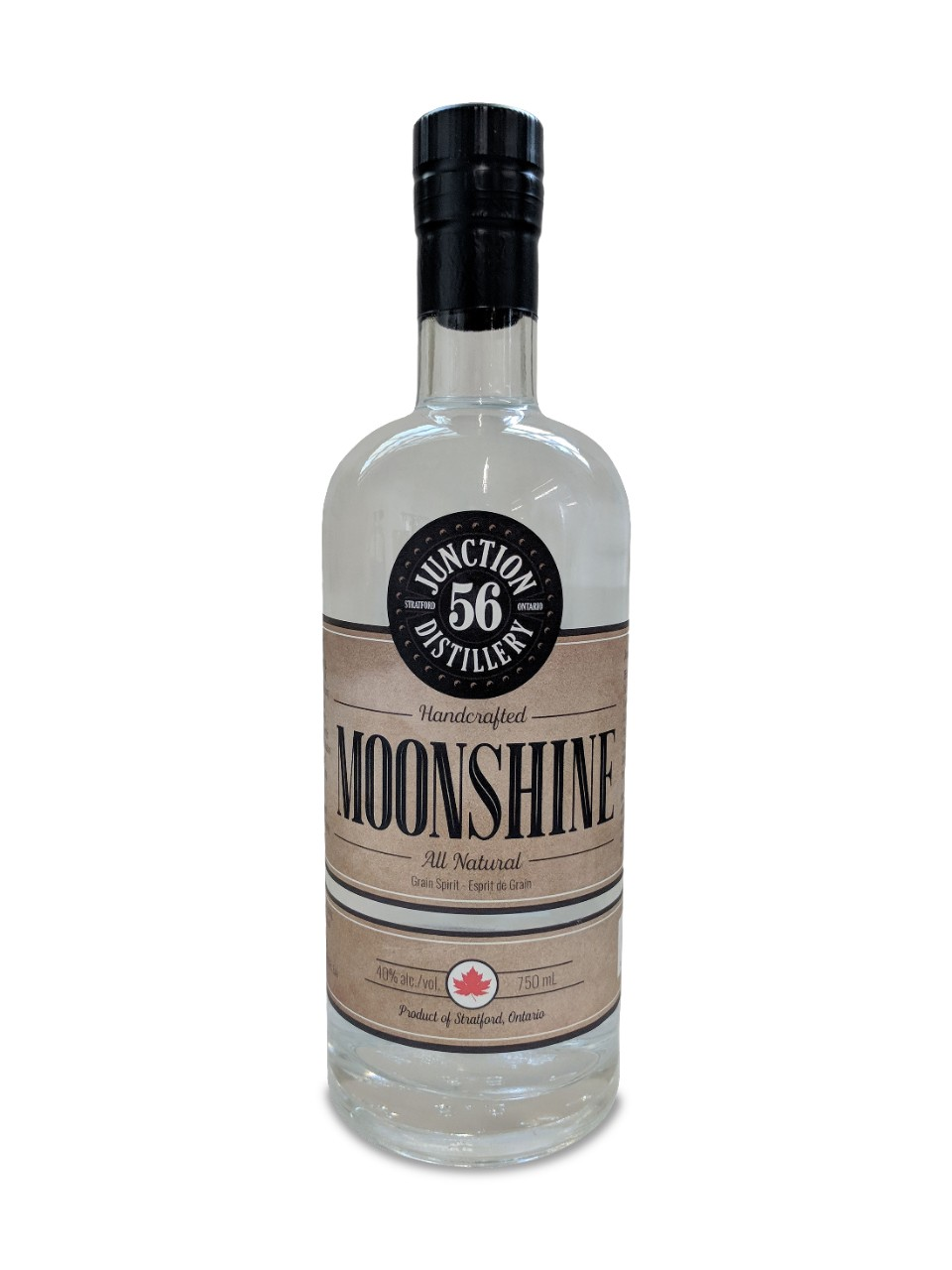 Image for Junction 56 Distillery Moonshine from LCBO