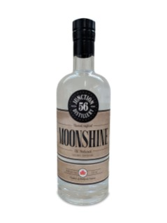 Junction 56 Distillery Moonshine