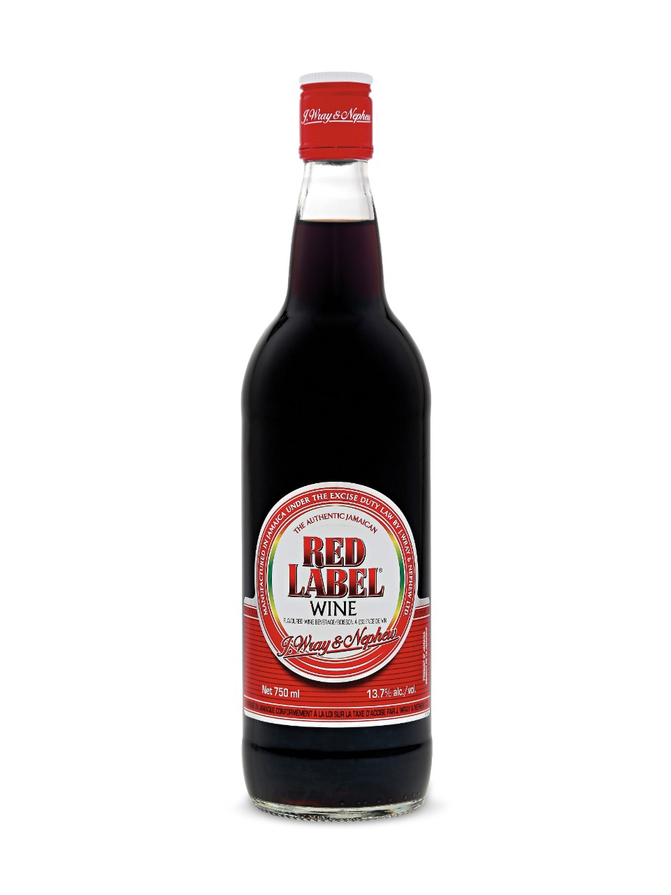 Image for J. Wray & Nephew Red Label from LCBO