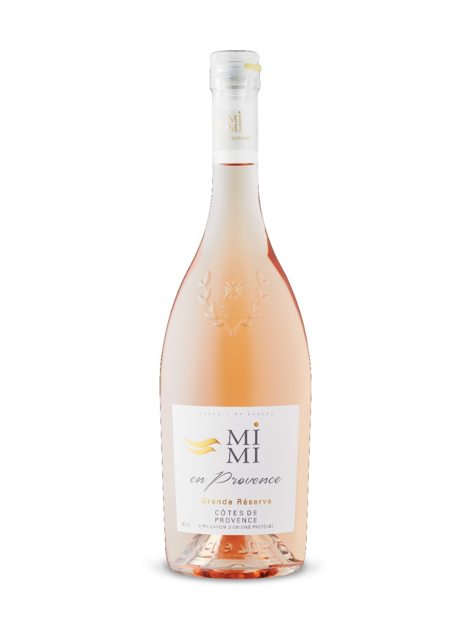 Image for Mimi en Provence Grande Réserve Rosé 2018 from LCBO