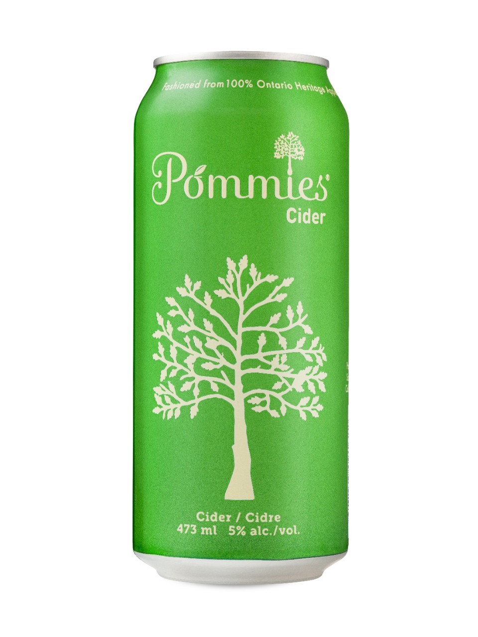 Image for Pommies Cider from LCBO