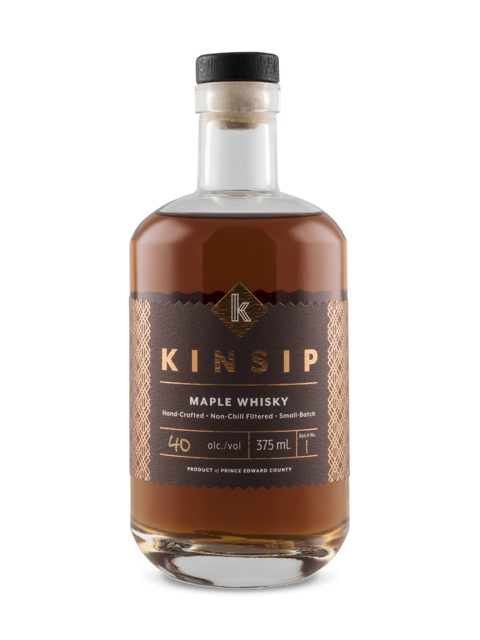 Image for Kinsip Maple Whisky from LCBO