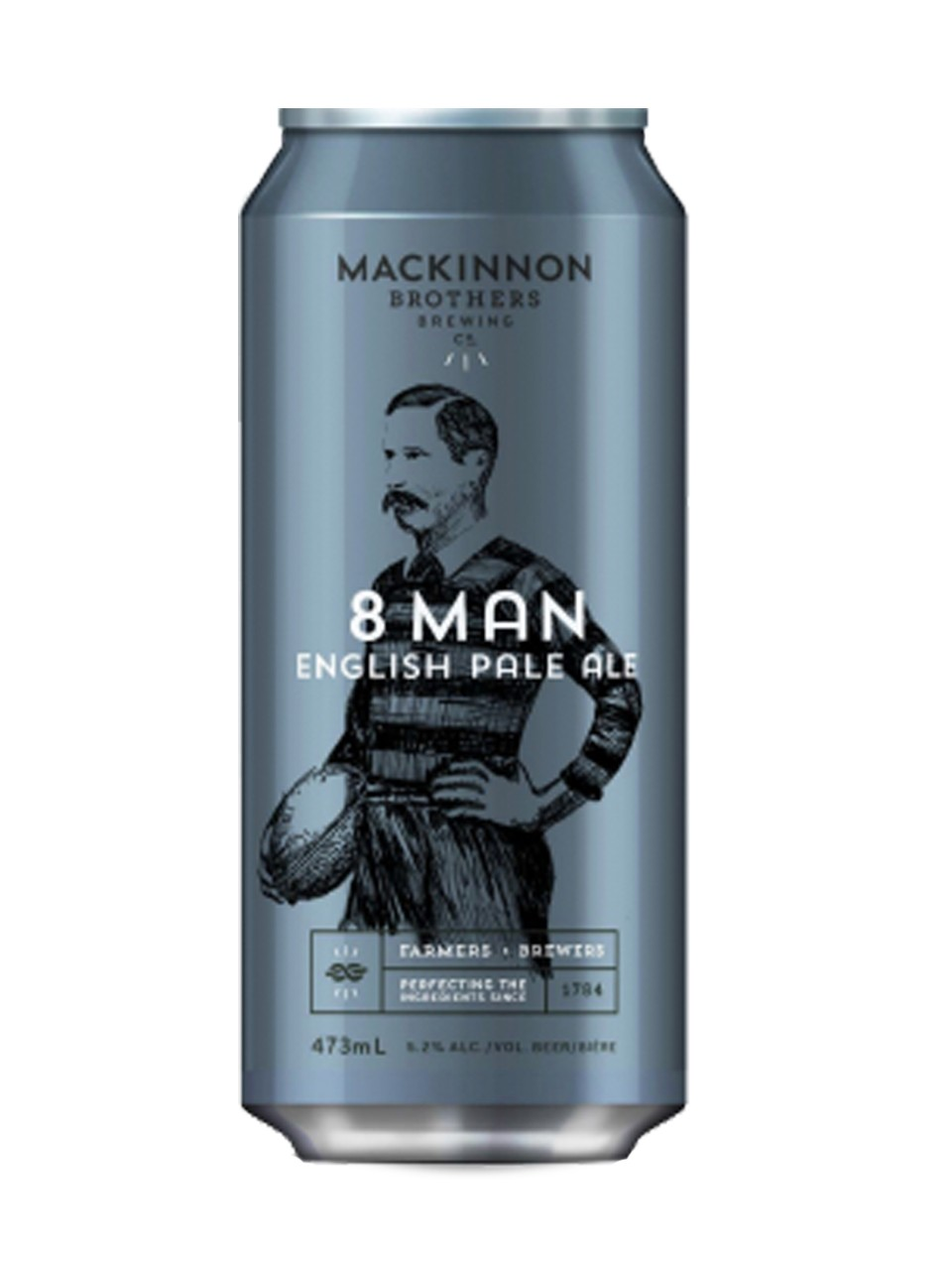 Image for Mackinnon Brewing 8 Man English Pale Ale from LCBO