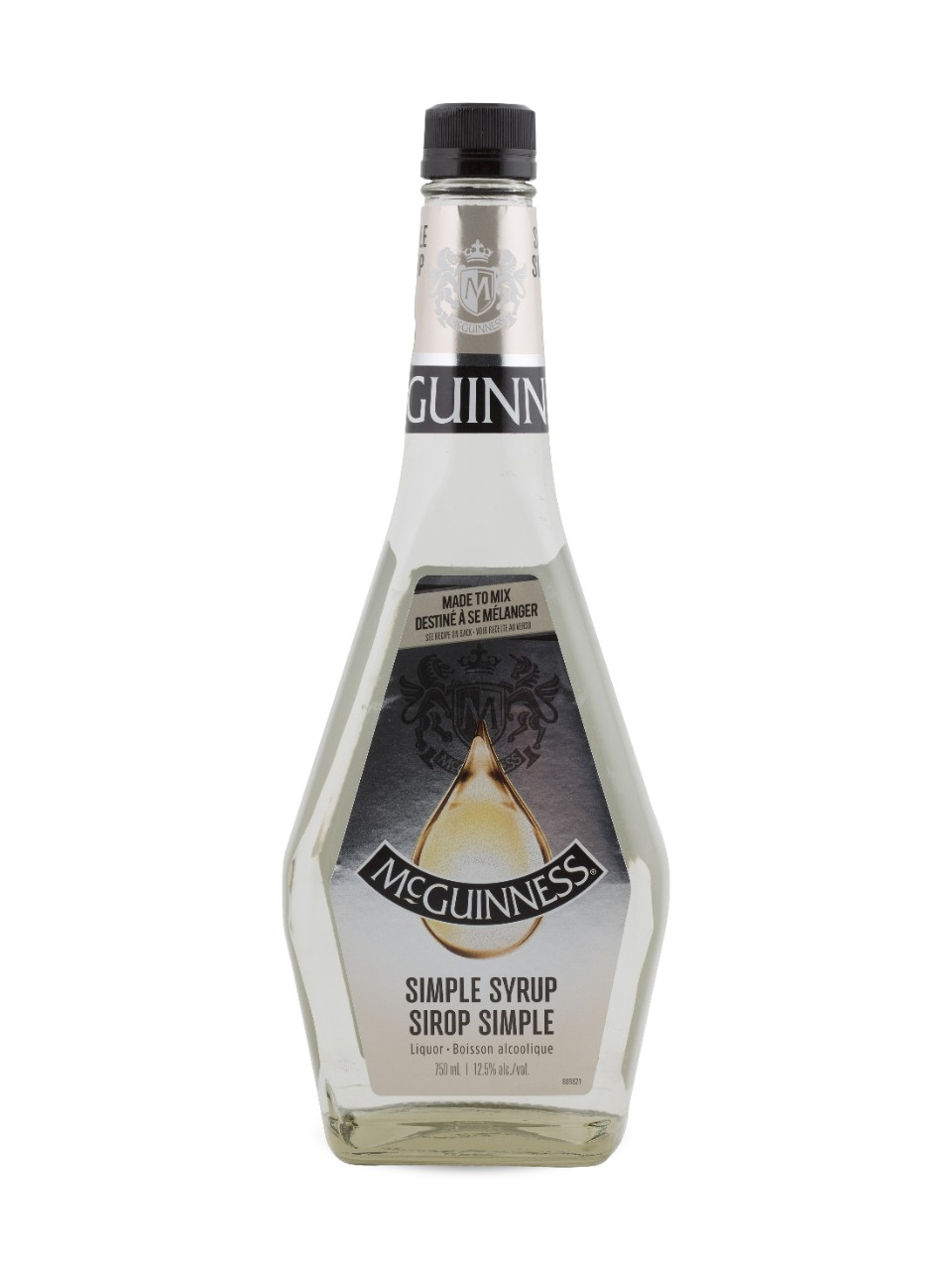 Image for McGuinness Simple Syrup from LCBO