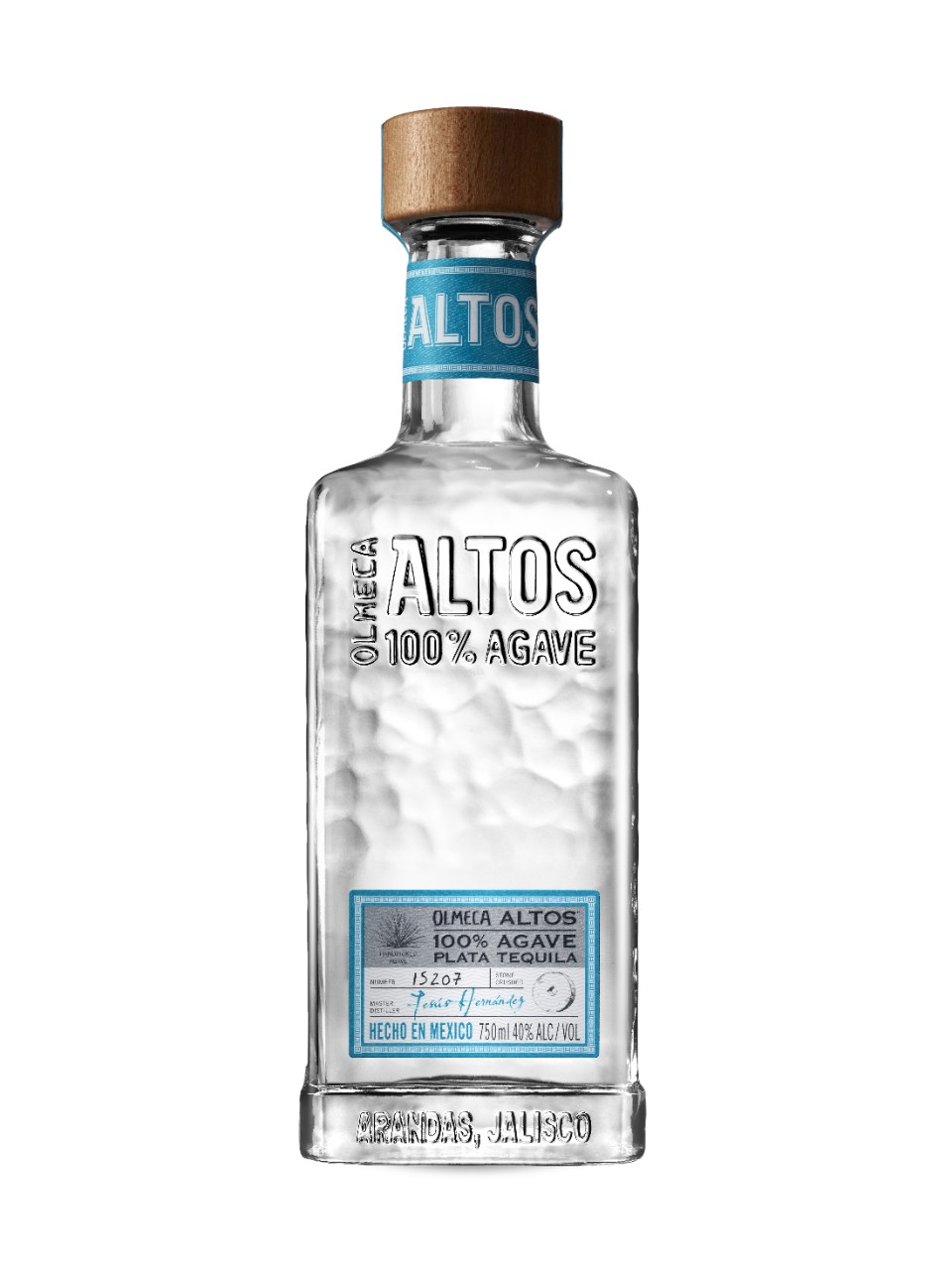 Image for Olmeca Altos Plata from LCBO