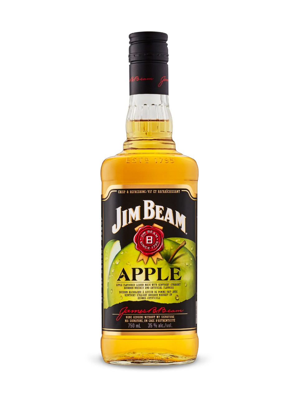 Image for Jim Beam Apple from LCBO