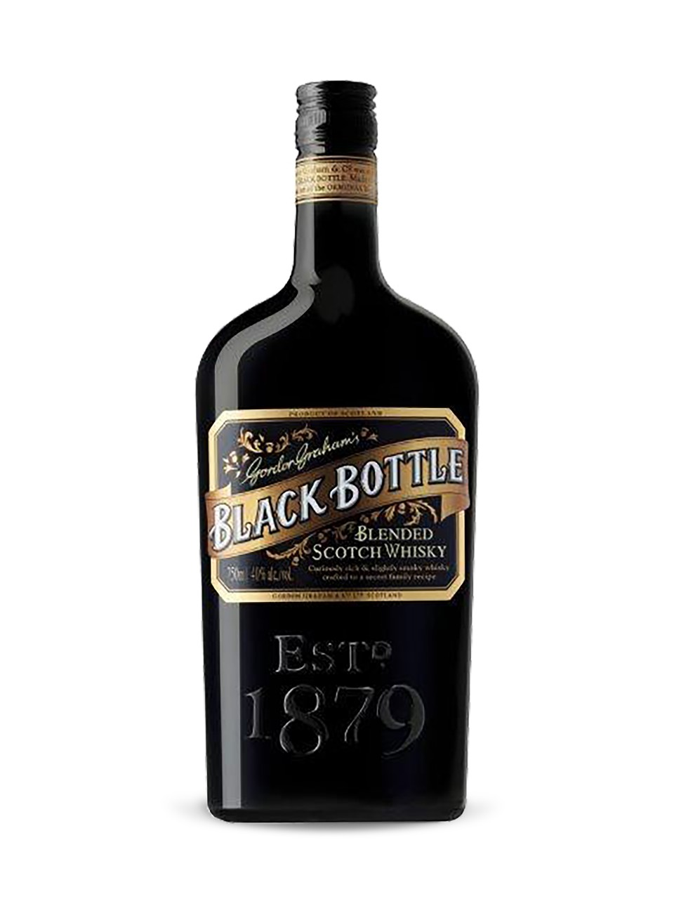 Image for Black Bottle Blended Scotch Whisky from LCBO