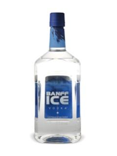 Banff Ice Vodka (PET)