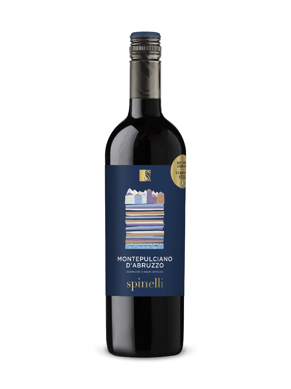 Image for Spinelli Montepulciano D'Abruzzo DOC from LCBO