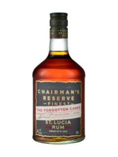 Chairman's Reserve The Forgotten Casks 10 Year Old Rum