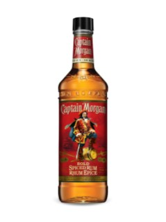 Rhum épicé Captain Morgan Bold