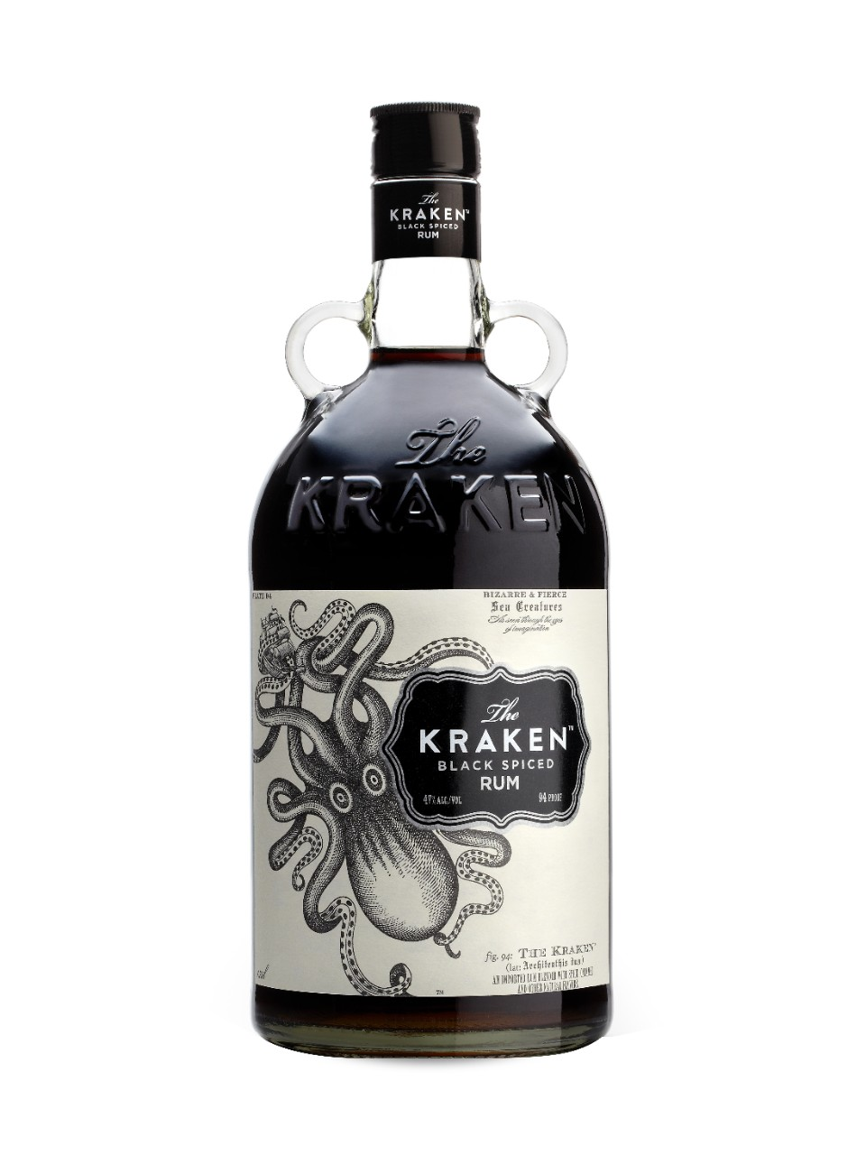 Image for The Kraken Black Spiced Rum from LCBO