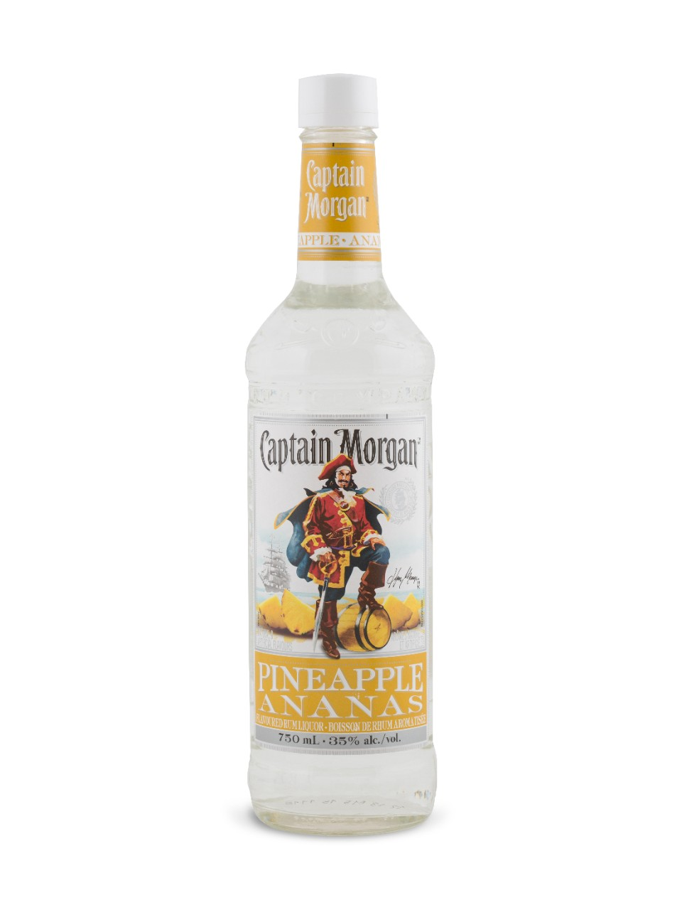Captain Morgan Pineapple Flavoured Rum Liquor
