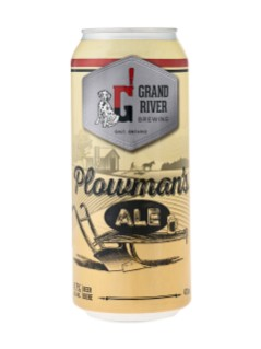 Grand River Brewing Grand River Plowmans Ale
