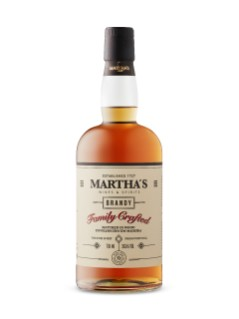 Martha's Brandy Family Crafted